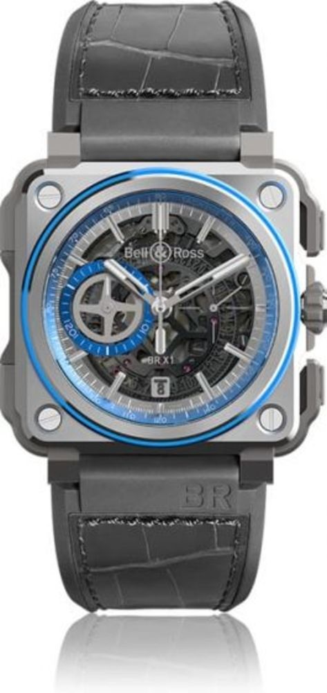 Photo Bell & Ross BR-X1 HYPERSTELLAR Titan 45mm
