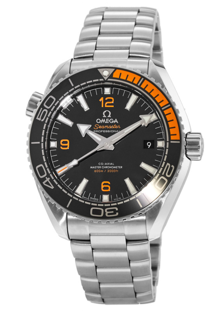 Photo Omega Seamaster Planet Ocean 600M 43,5mm